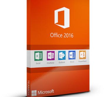 Microsoft Office 2016 32bit 64bit Free Download version with