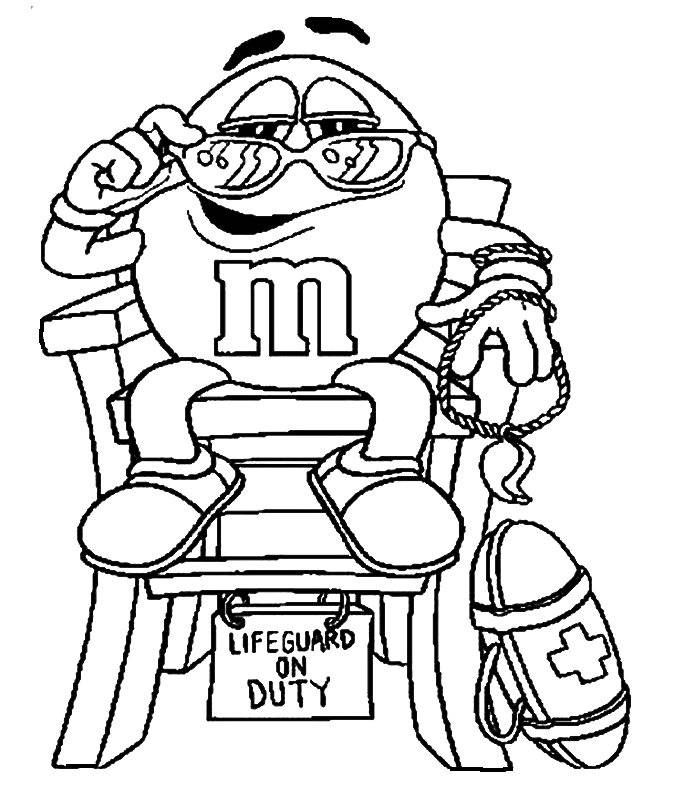 Coloring Pages M E Ms 6 Coloring Pages Candy Coloring Pages
