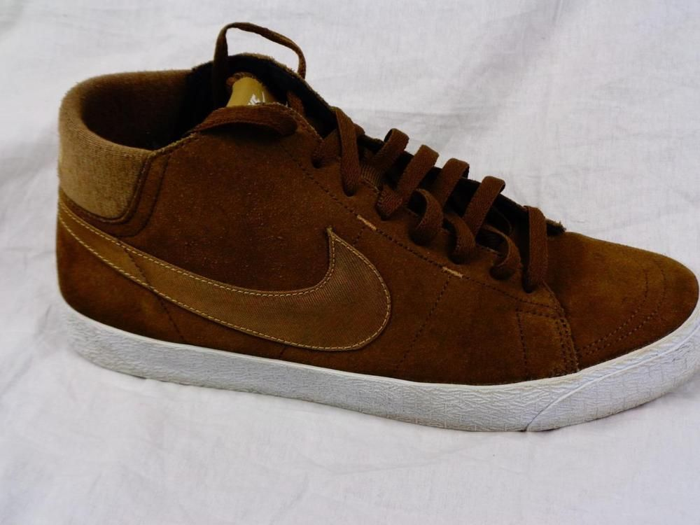 new styles d1004 615fb MENS Nike SB Blazer Mid LR SKATE SHOES SIZE 10.5 fashion clothing shoes