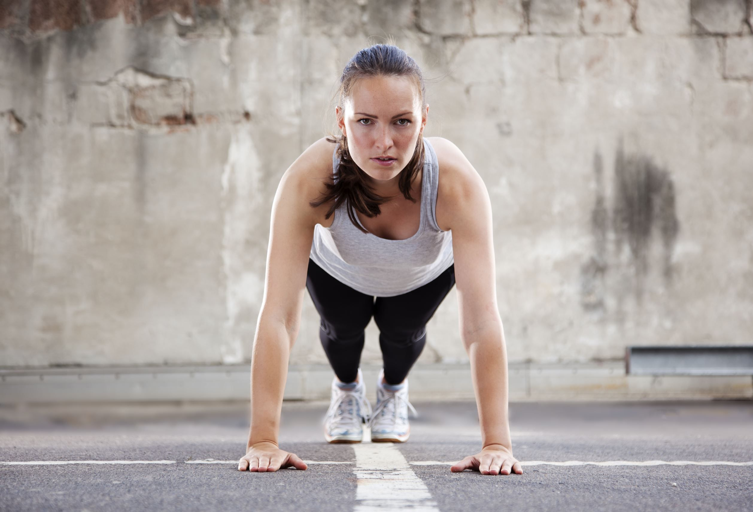 Total-Body Tabata - Get Ready to Torch and Tone
