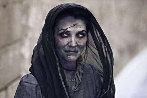 Game of Thrones ~ Lady Stoneheart … oh gosh