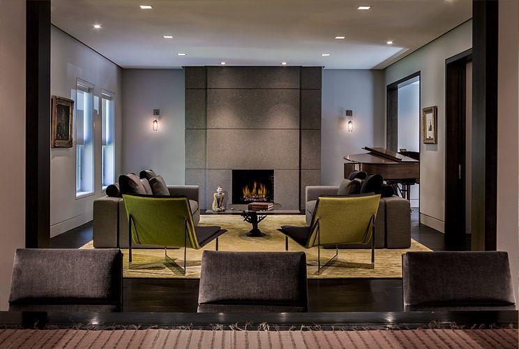Kaufman segal design chicago interior design firm east - Interior design firms chicago ...