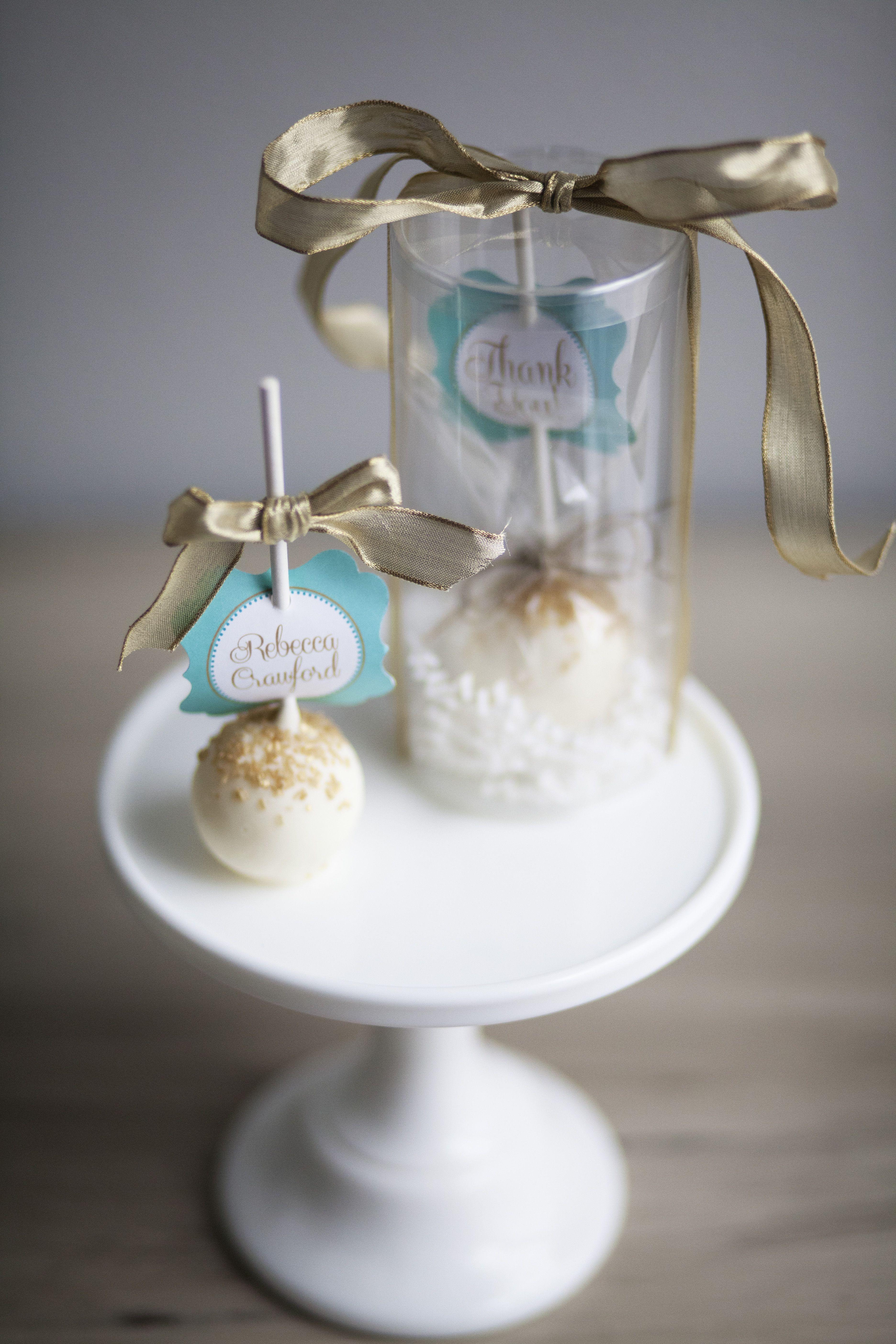 Shot Glass Wedding Favor Ideas Great Cake Pop