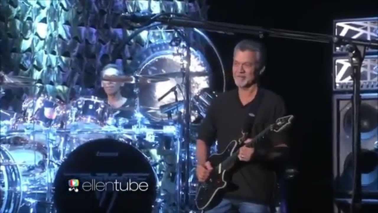 Van Halen Live On Tv 2015 9 Songs Van Halen 9 Songs Songs