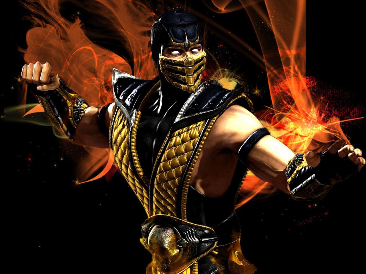 Mortal Kombat Shaolin Monks Wallpapers For Desktop