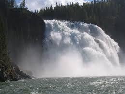 Image result for wapta falls recreation area