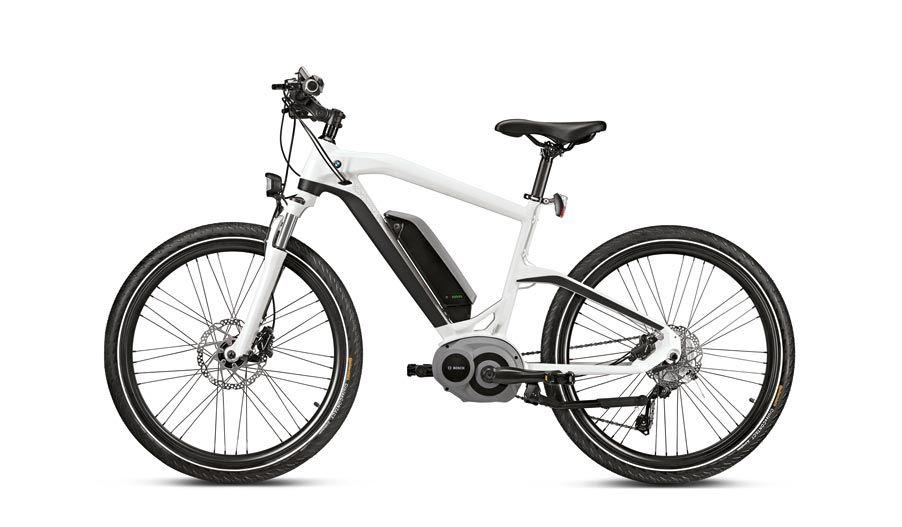 Bmw Cruise E Bike La Apuesta Ecologica De Bmw Bikes Pinterest