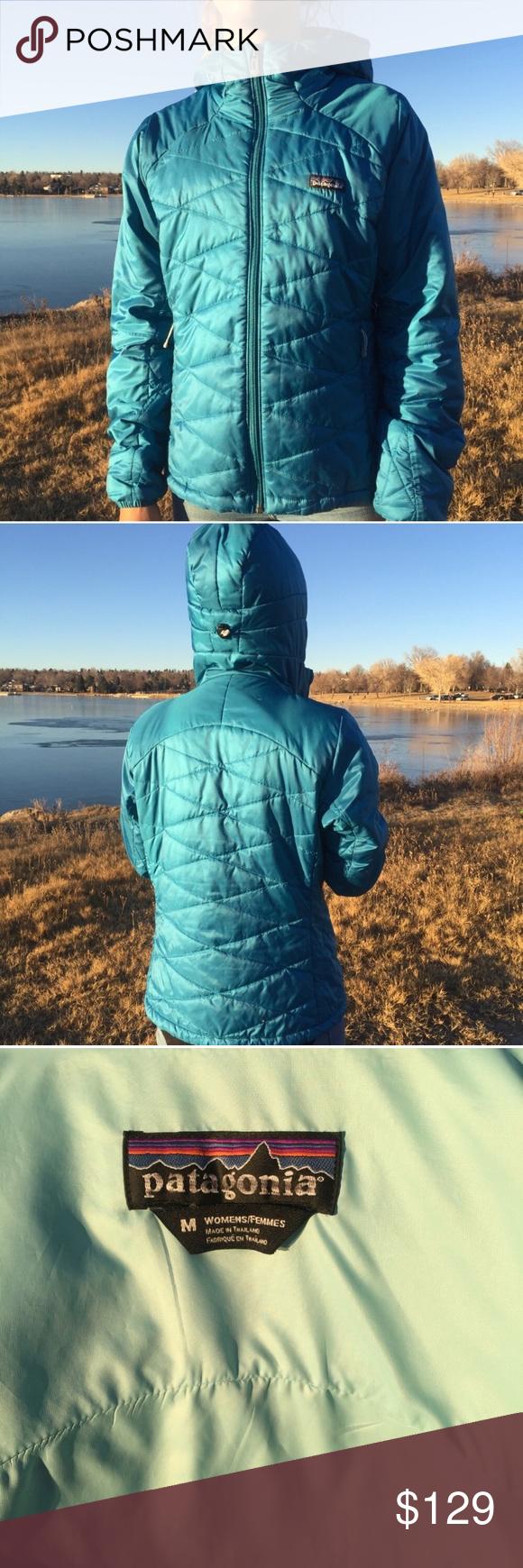 Patagonia Nano Puff Jacket Excellent Condition Primaloft