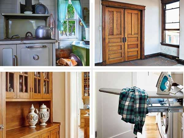 Our editors aren't the only ones who long for classic home design features of yesteryear. Over on ou... - Provided by This Old House.