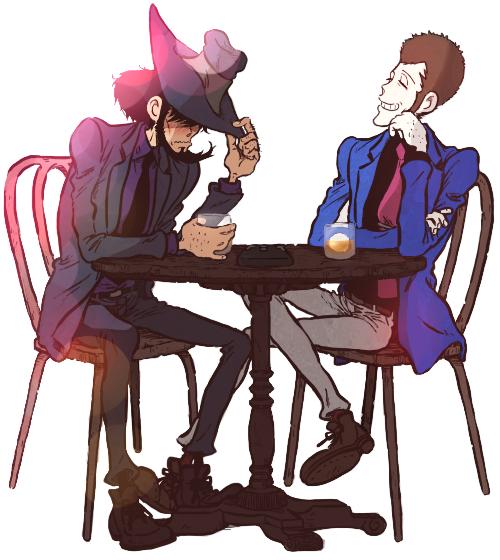 「Lupin III」おしゃれまとめの人気アイデア|Pinterest|I don't know what I'm