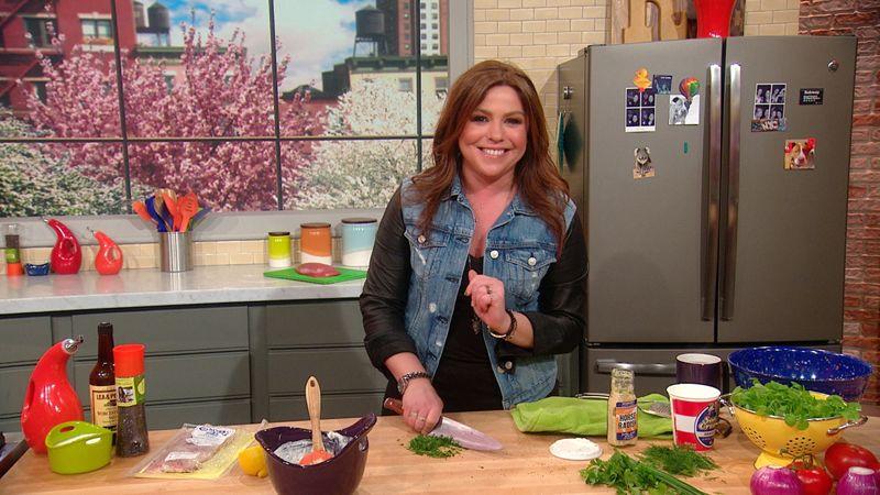 Mom's Mint Sauce Recipe | Rachael Ray Show