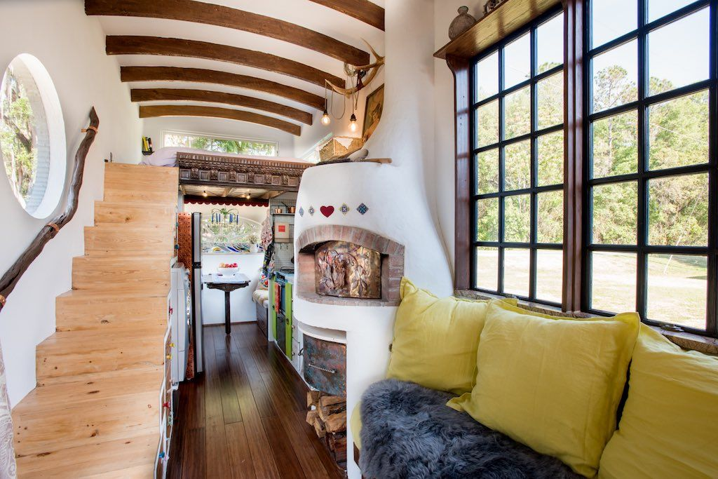 Incredible Gypsy Mermaid Tiny House Built For 15k Best