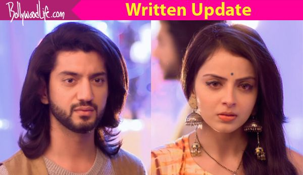 Dil Bole Oberoi 7 July 2017 Written Update Of Full Episode Omkara Throws Out Buama And Stops Gauri From Leaving His Hous Dil Bole Oberoi Full Episodes Omkara