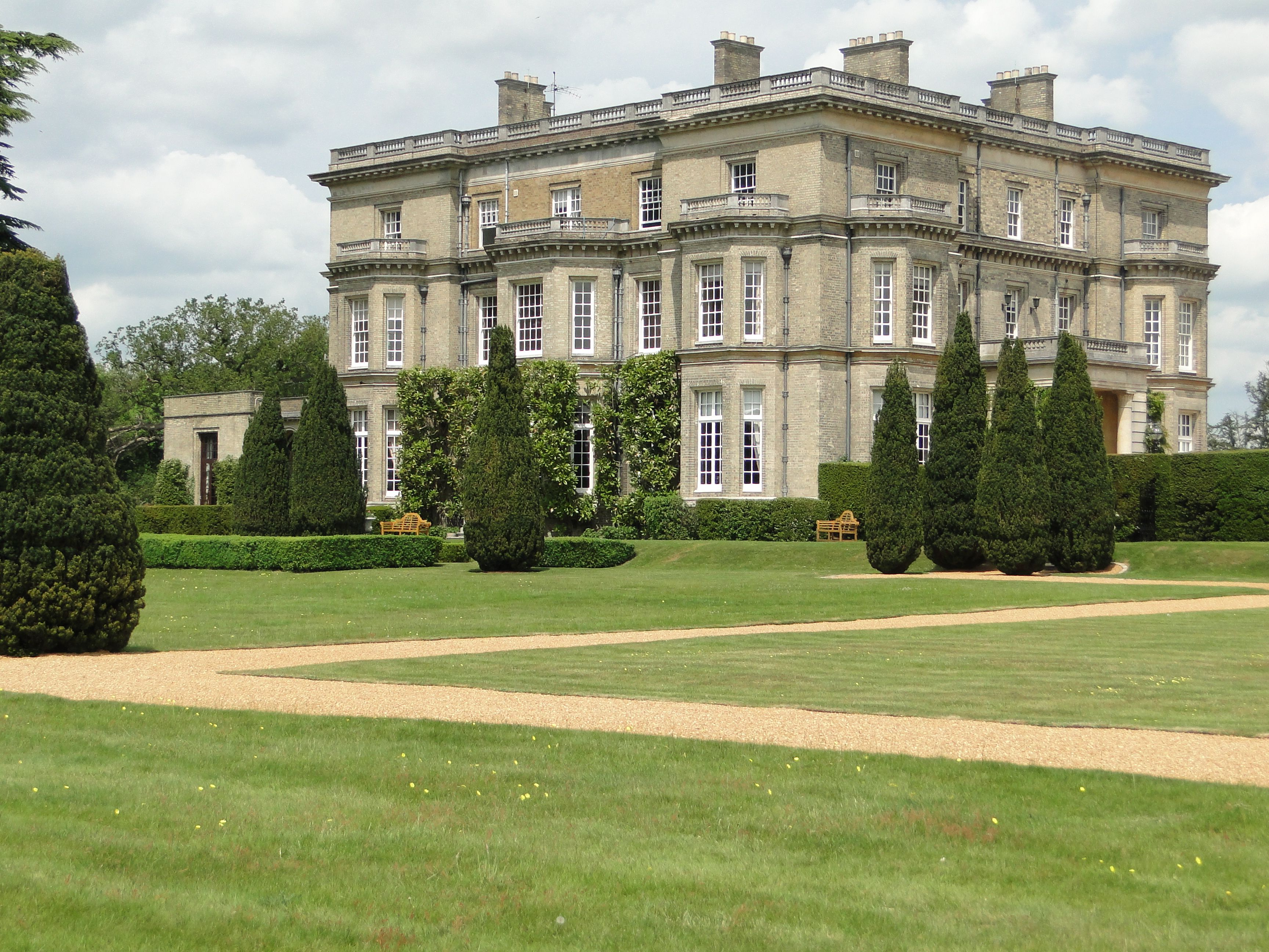 Hedsor House and Grounds