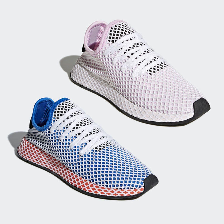 Adidas Deerupt NEU Schuhe Sportschuhe Turnschuhe Damen