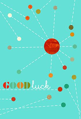 Delightful Pinterest Ideas Good Luck Cards To Print