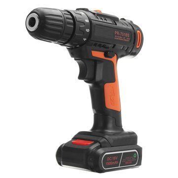 16 8v Cordless Lithium Electric Driver S Tools 1 Battery Charger