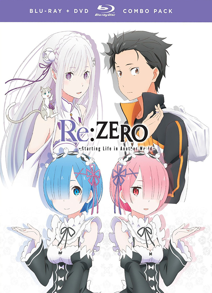Re Zero Starting Life in Another World Season One