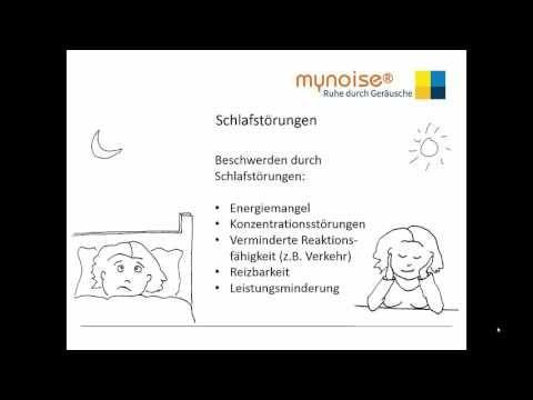 Tinnitus Schlafen