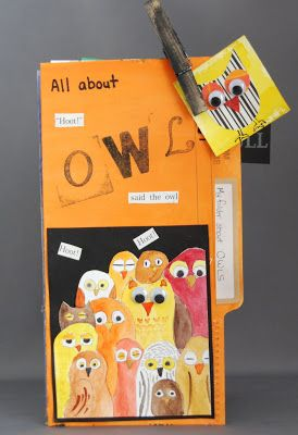 How to make File Folder Books Day 2 craft... Background check book