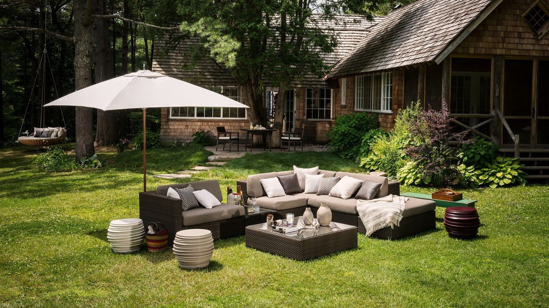 DEDON LOUNGE | Outdoor design, Dedon, Outdoor furniture sets