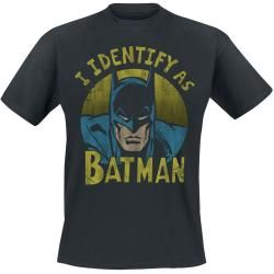 Batman Identify T-ShirtEmp.de