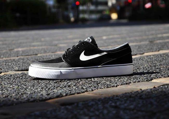 best sneakers fab73 48952 Nike SB Stefan Janoski PR SE Black   White   New Slate   Cult Edge