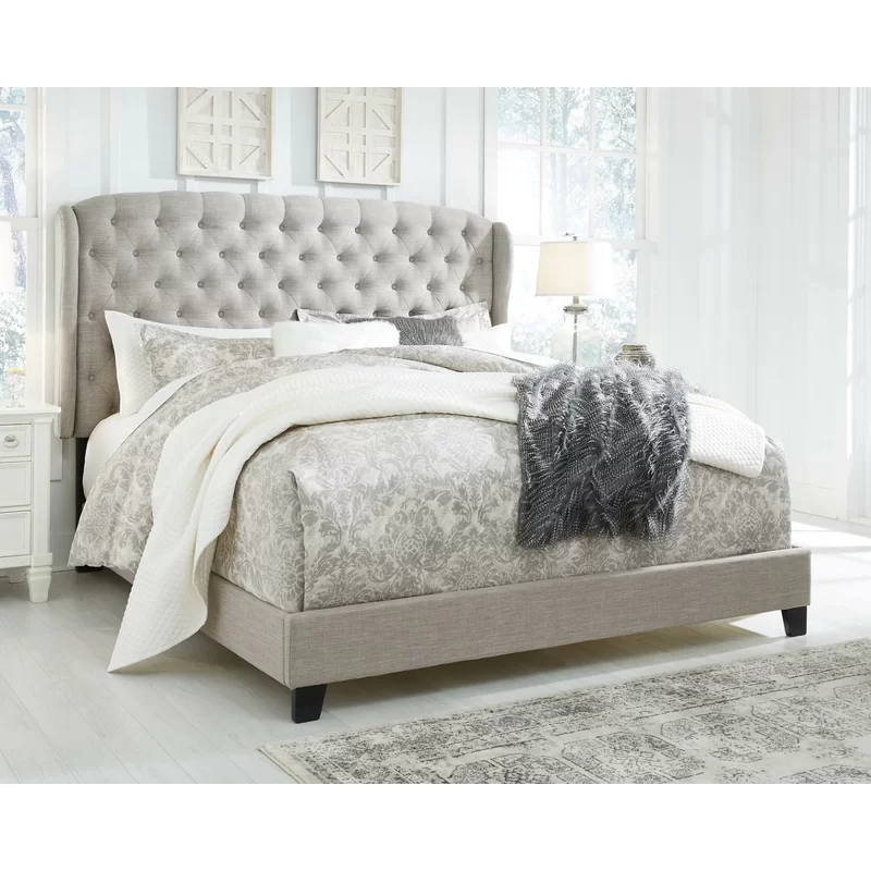 Watsonville Upholstered Standard Bed in 2020 King