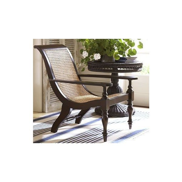 Colton Armchair Pottery Barn 399 Found On Polyvore