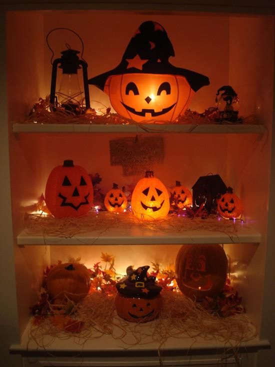 Halloween decorations  IDEAS  INSPIRATIONS Halloween Decorations - halloween crafts ideas