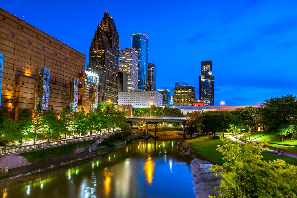 pictures of Houston's Skyline - Bing Images | Houston ...