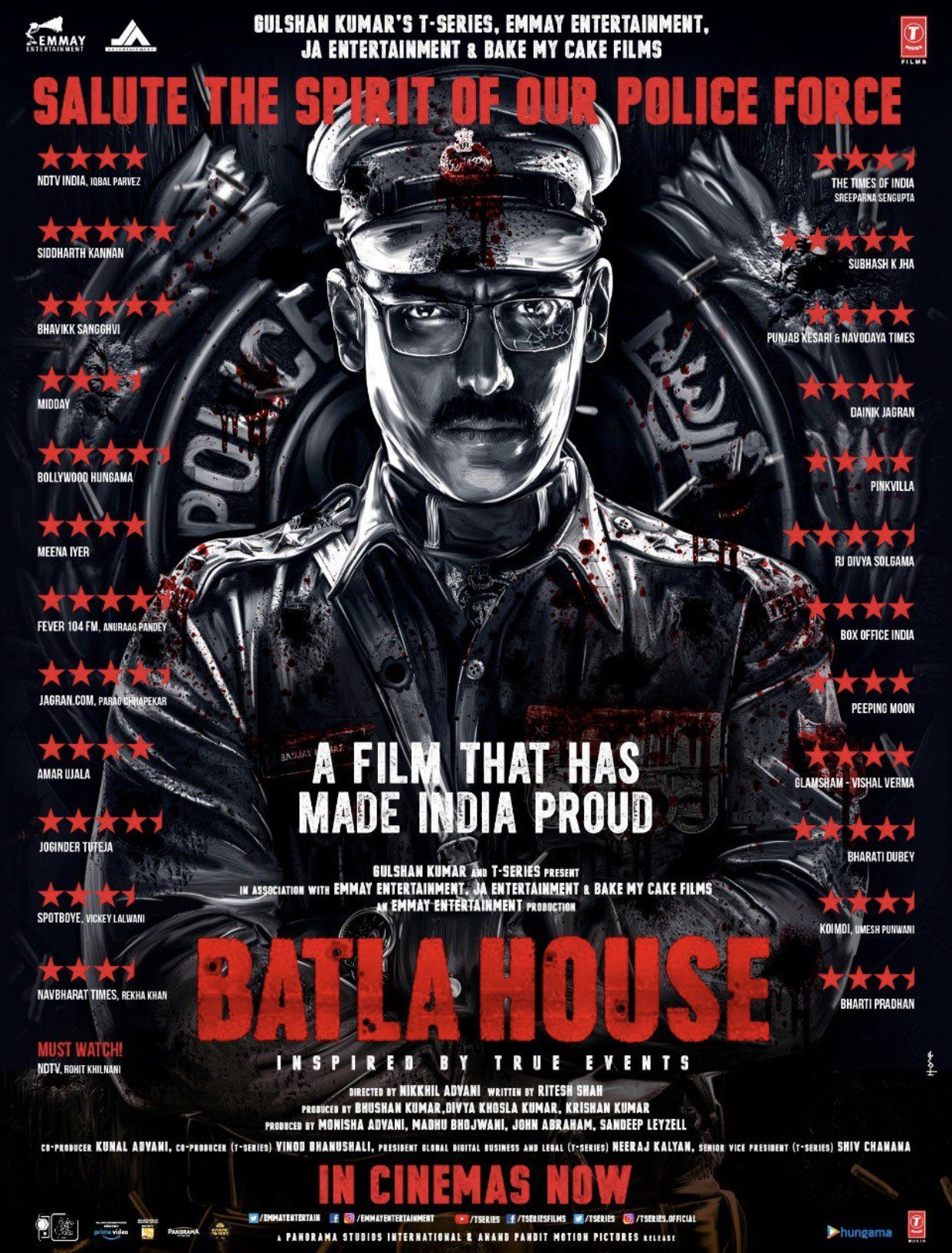 Batla House box office collection Day 9: John Abraham and