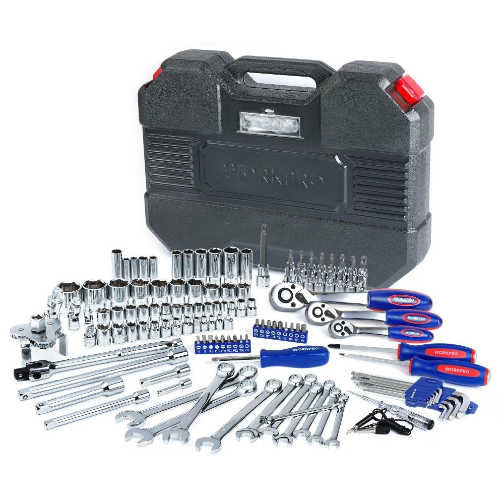 Portable Mechanic Tools Set Socket Wrench Tools Autoworld Mechanics Tool Set Mechanic Tools Repair