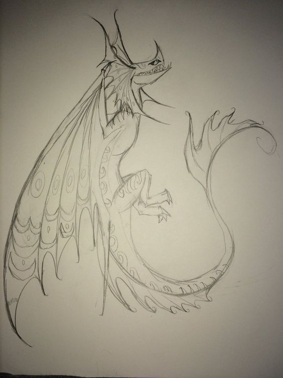 Image Result For Simple Dragons Race To The Edge Sketches How Train Your Dragon Httyd Art Sketches