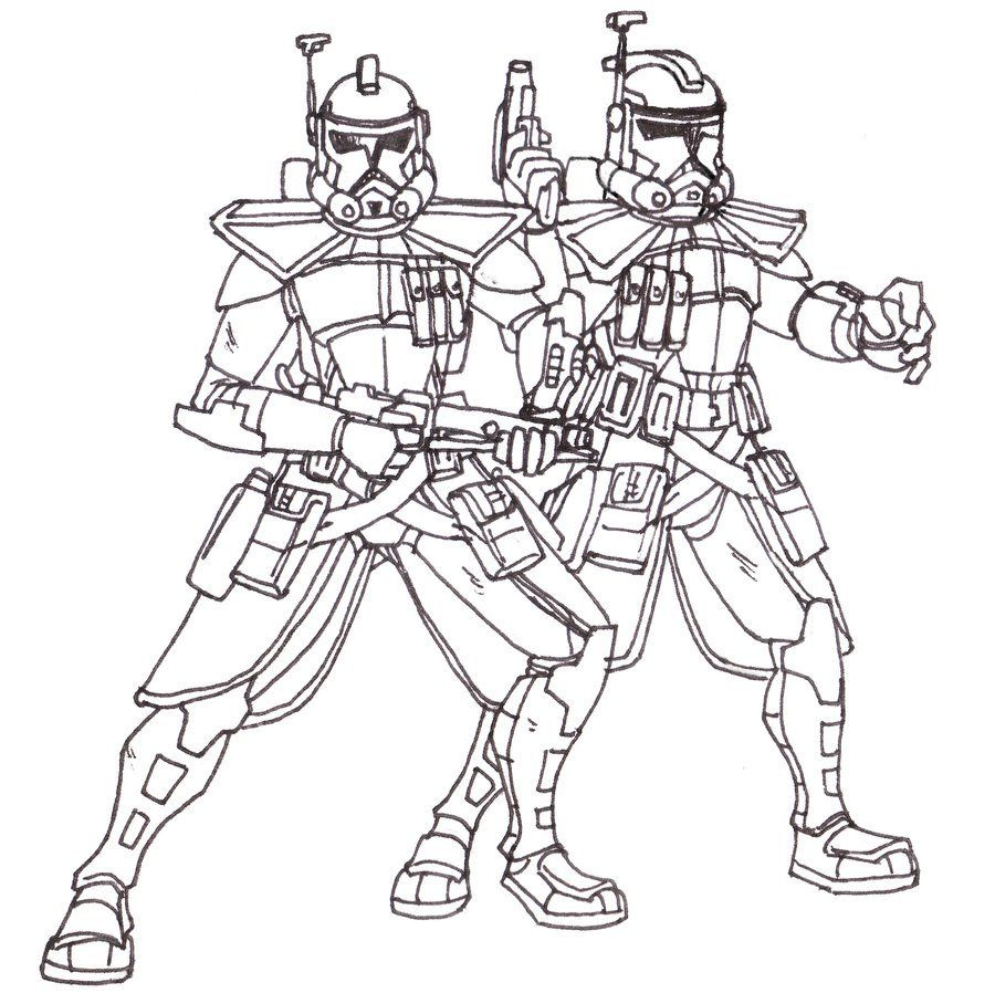 Clone Wars Coloring Pages Star Wars Printables Coloring Pages
