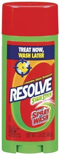 7 44 Resolve Max Laundry Stain Remover Pre Treat Stain Stick 3