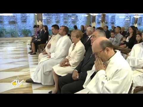 Papa Francisco: el buen cristiano sigue el camino de Jesús