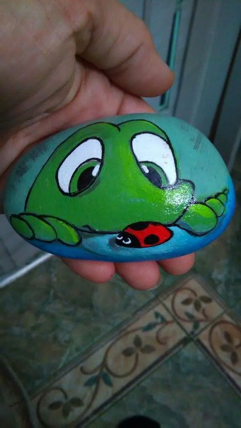 Photo of ✓ 50 Best Animal Painted Rocks für Anfänger Rock Painters, #Animal #animationideasprojects # …