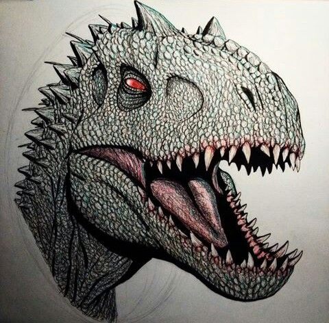 If This Art Belongs To You Please Comment And I Will Cite Your Name In The Description Thanks Jurassic World Dinosaurs Jurassic Park World Dinosaur Drawing