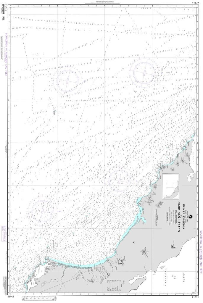 The Chart You Are Viewing Is A Nga Standard Nautical Chart The