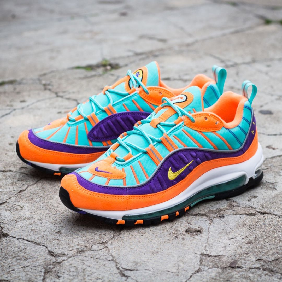 huge selection of fe2bd 8ac4f Nike Air Max 98 QS