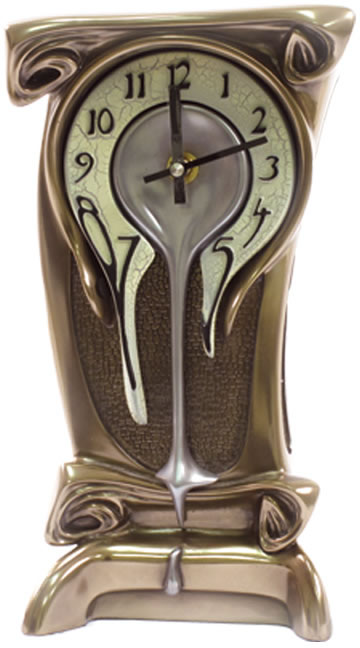 Art Nouveau Melting Clock VI, STU-Home, AABD08390A4