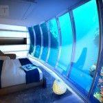 Dubai Water Discus hotel 5