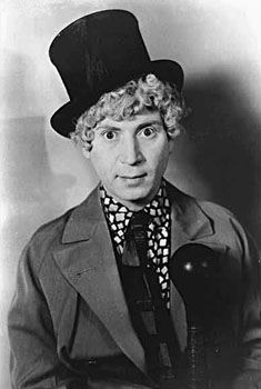 Harpo Marx  Born	Adolph Marx  November 23, 1888  New York City, New York,  United States  Died	September 28, 1964 (aged 75)  Los Angeles, California,  United States - Heart Failure