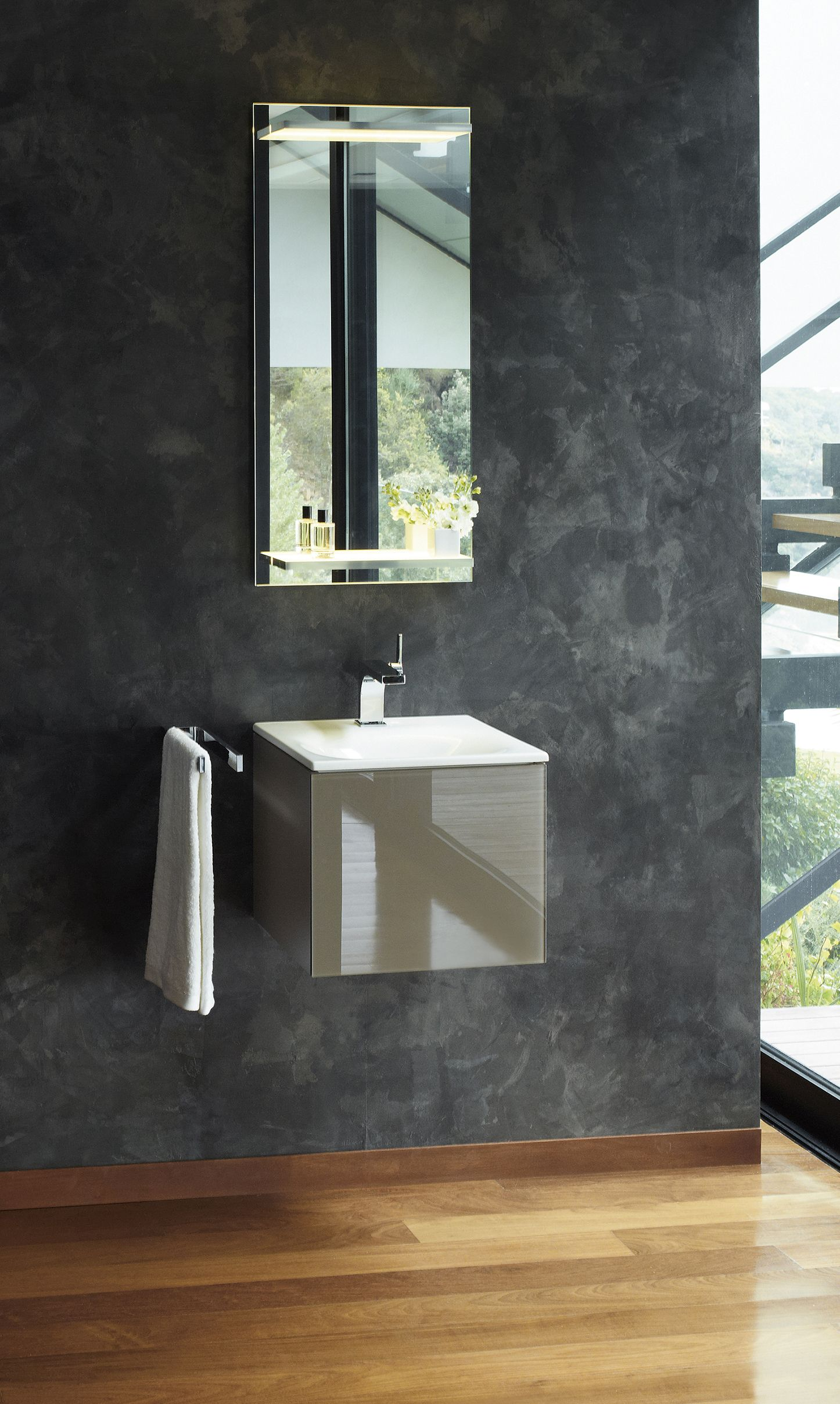 Keuco Edition 11 Bathroomfurniture Architecture Design Mini Waschbecken Gastebad Ideen Badezimmerspiegel