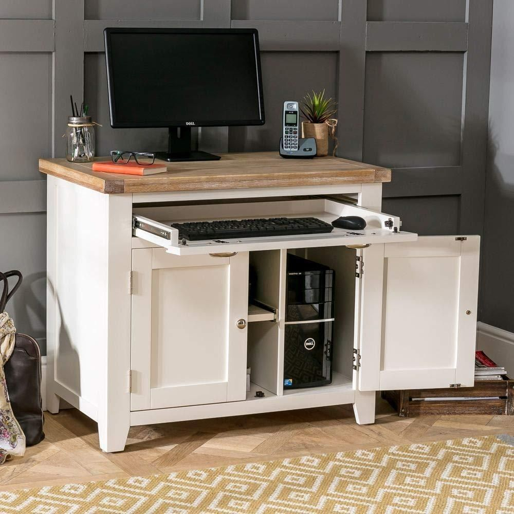 33+ Country style computer desk info