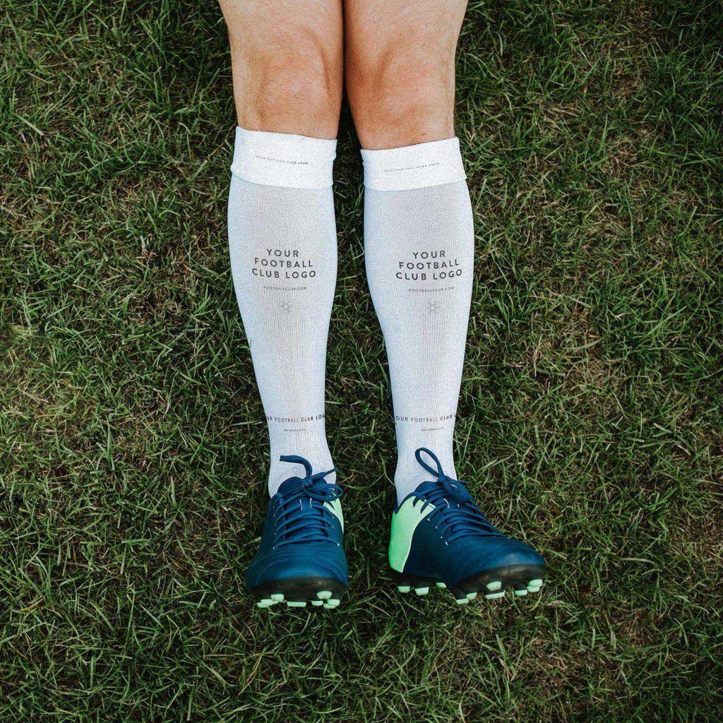 Download Football Socks Mockup Psd Football Socks Mockup Psd Free Football