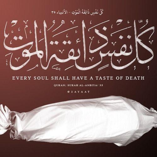 كل نفس ذائقة الموت Meaning In Urdu