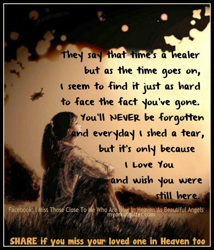 Missing Your Love Quotes: Pinterest Death Of A Loved One
