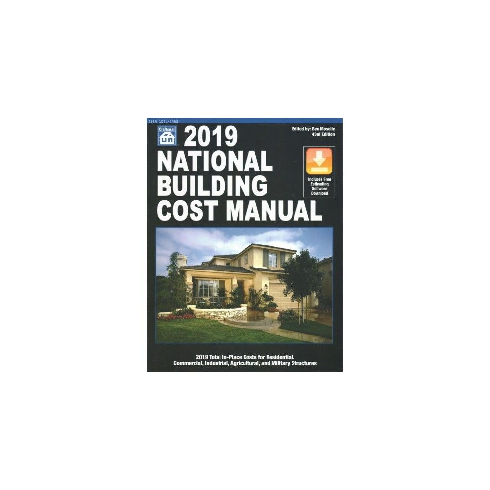 National Building Cost Manual 2019 - (National Building Cost